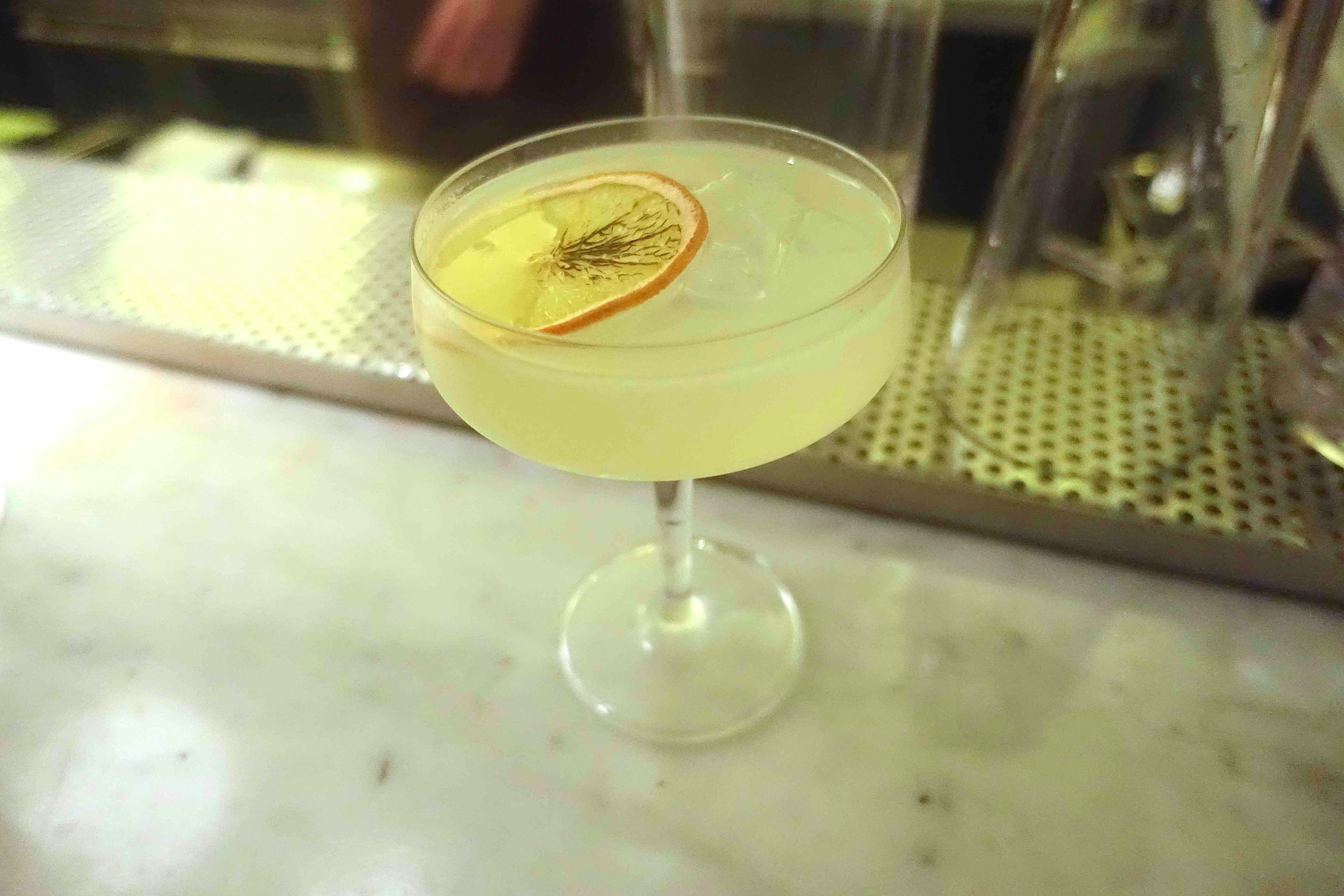 Vesper - Modern Classic - Breakfast Martini