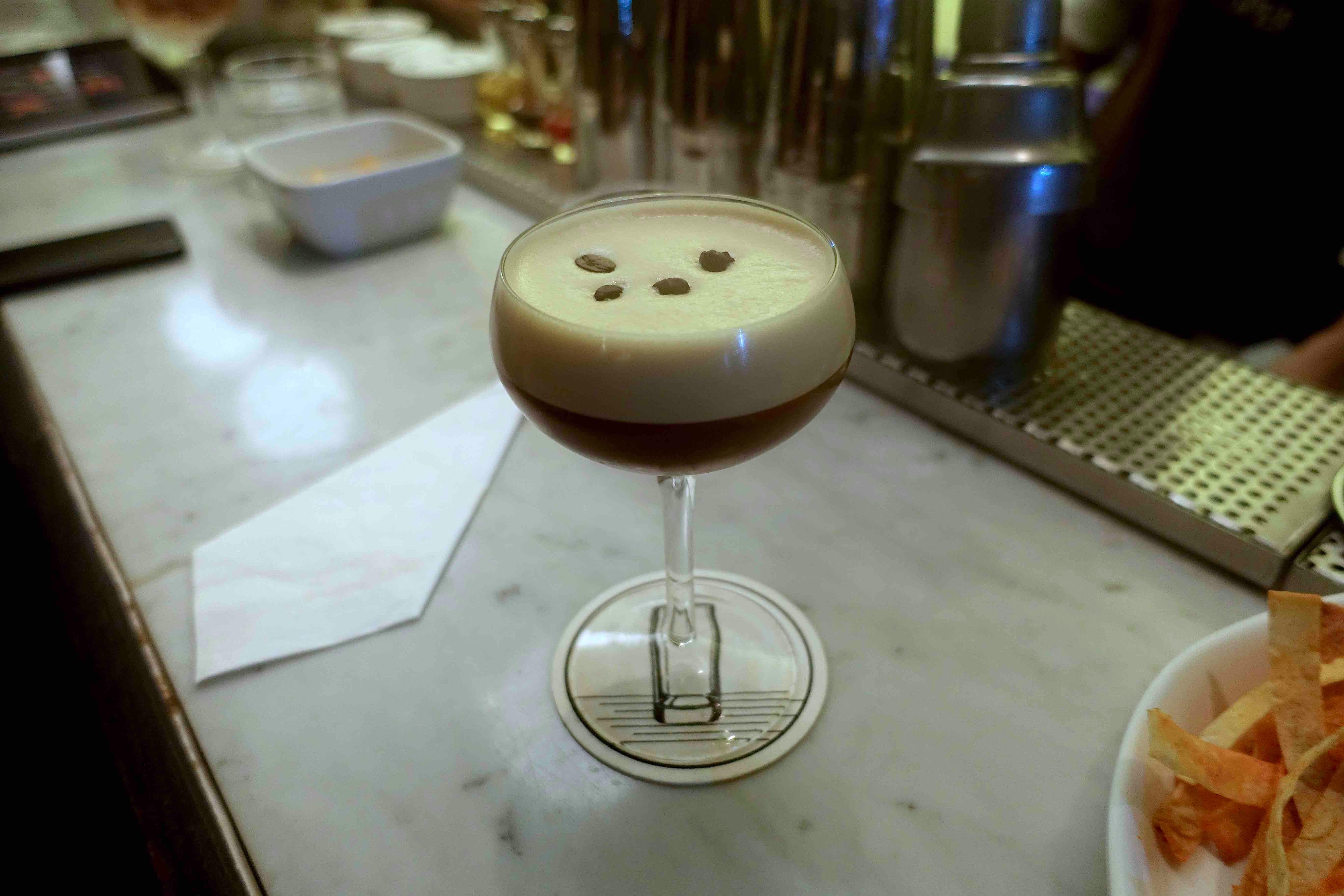 Vesper - Modern Classic - Espresso Martini