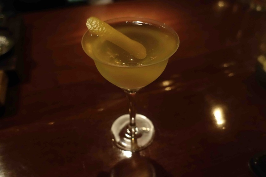 Q&A Cocktail Journey - 10 - Claridge