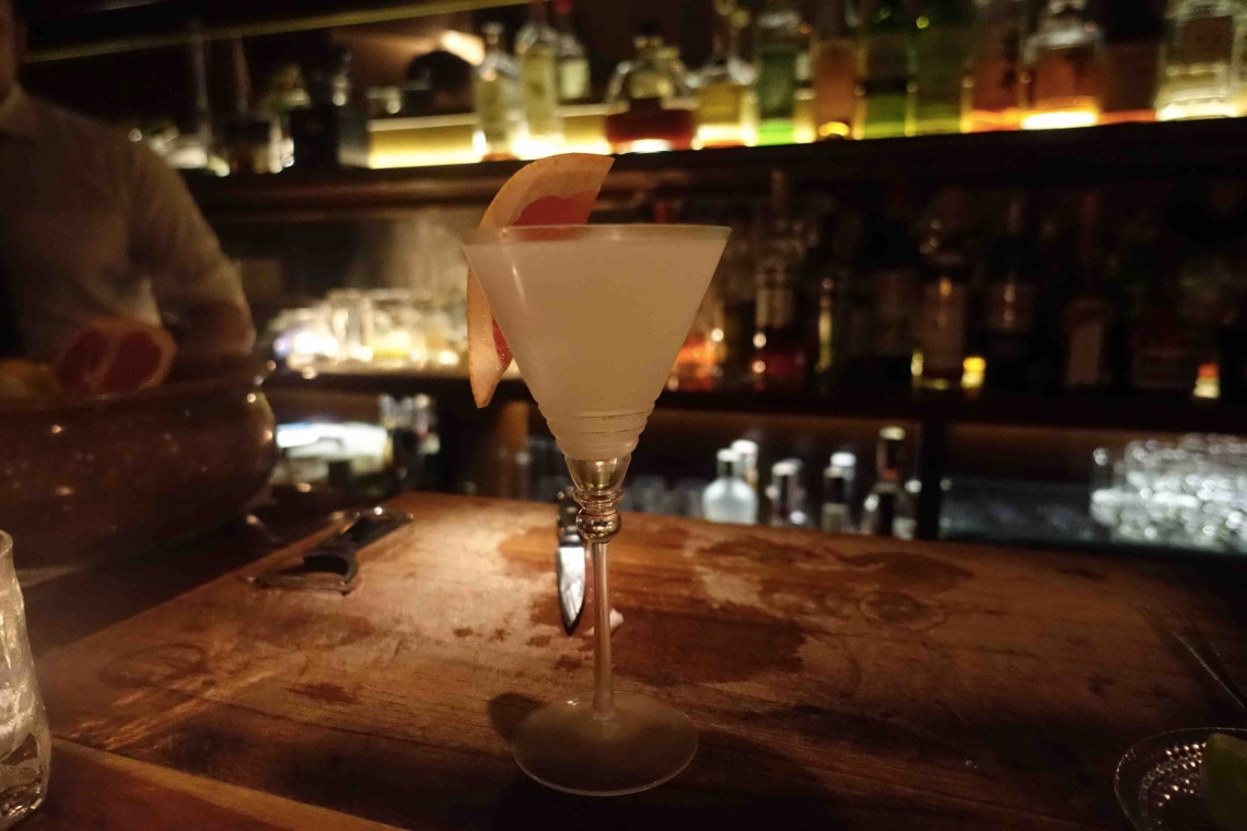 Q&A Cocktail Journey - 10 - El Florifita Daiquiri