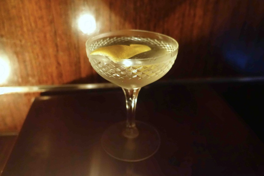Q&A Cocktail Journey - 2 - Kangaroo