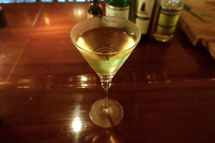 Q&A Cocktail Journey - 3 - Alaska