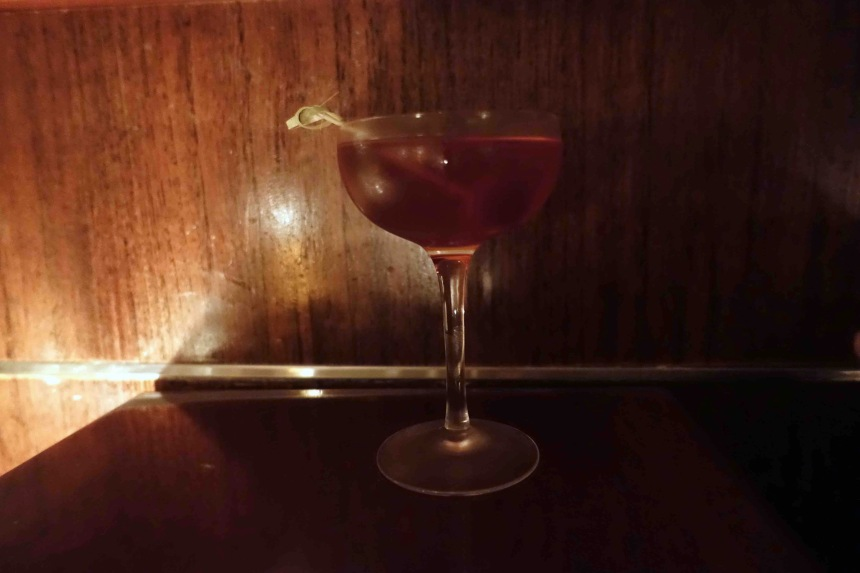Q&A Cocktail Journey - 4 - Rob Roy