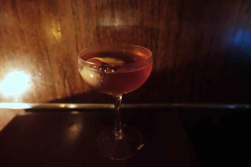 Q&A Cocktail Journey - 4 - Vieux Carre