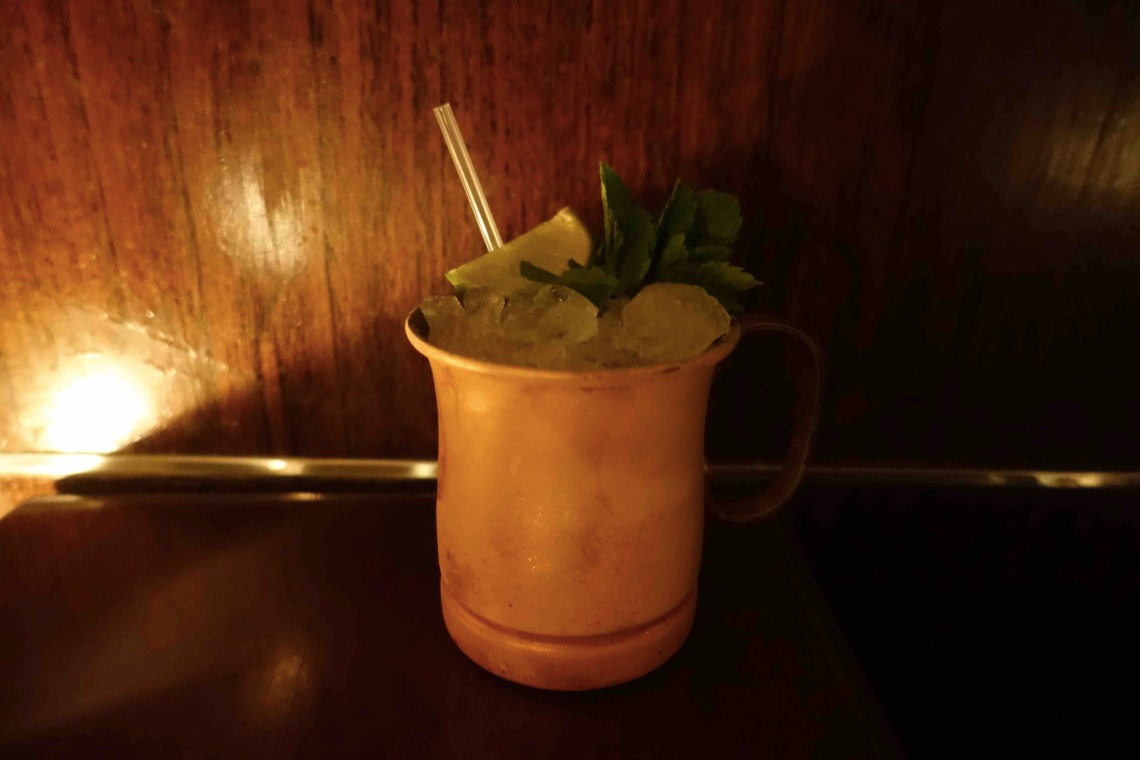 Q&A Cocktail Journey - 7 - Moscow Mule