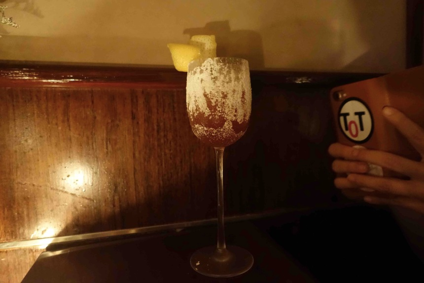 Q&A Cocktail Journey - 8 - Brandy Crusta