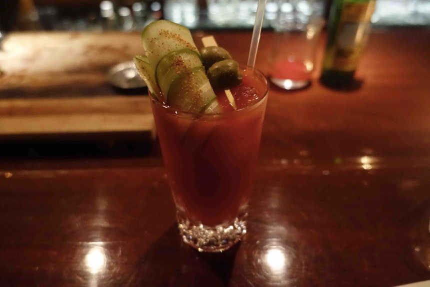 Q&A Cocktail Journey - 8 - Red Snapper