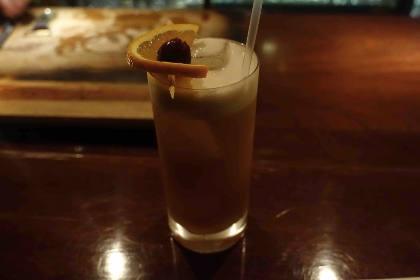 Q&A Cocktail Journey - 8 - Singapore Sling