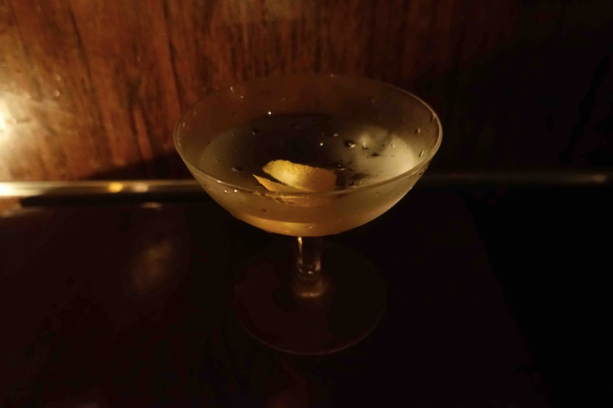 Q&A Cocktail Journey - A - Martini