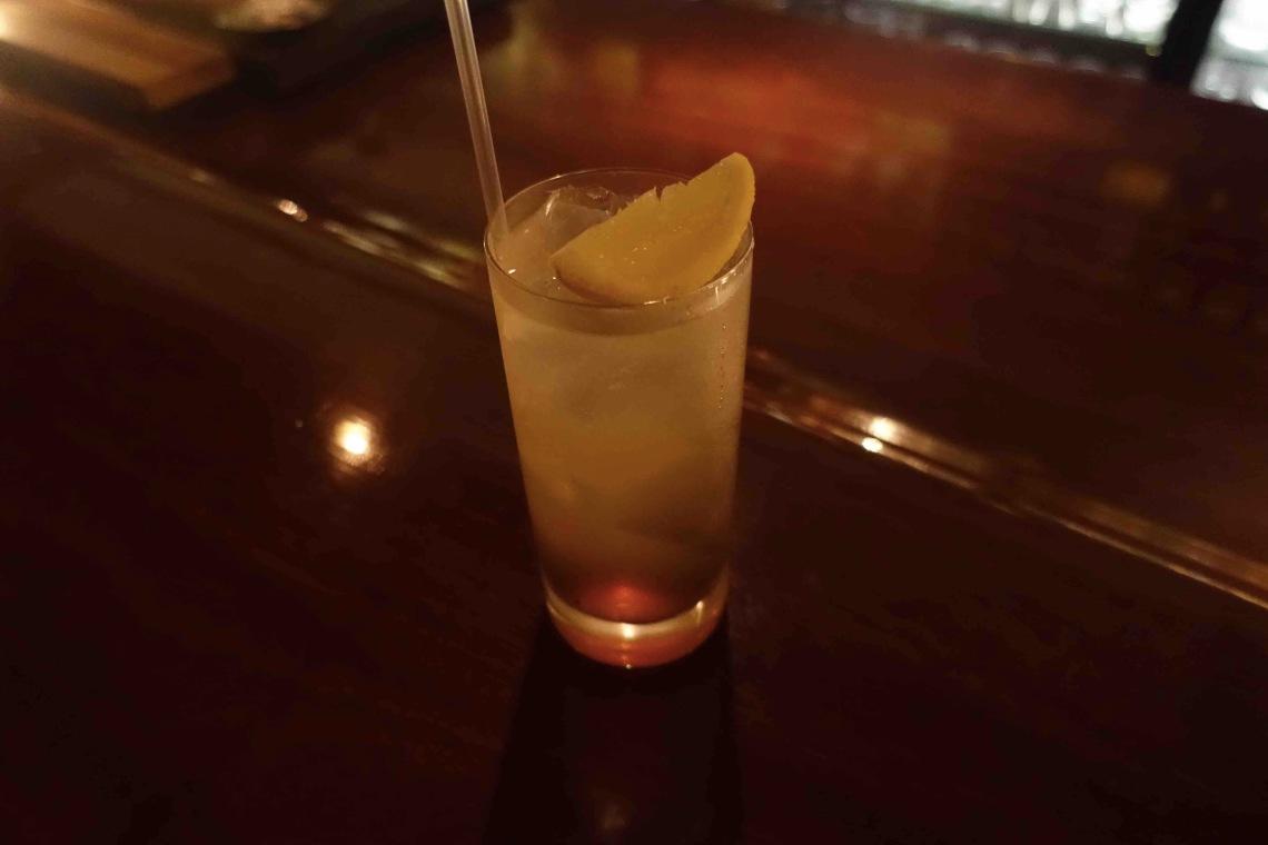 Q&A Cocktail Journey - J - Long Island Iced Tea