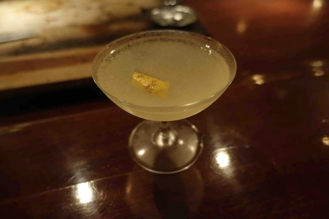 Q&A Cocktail Journey - Q - Lemon Drop