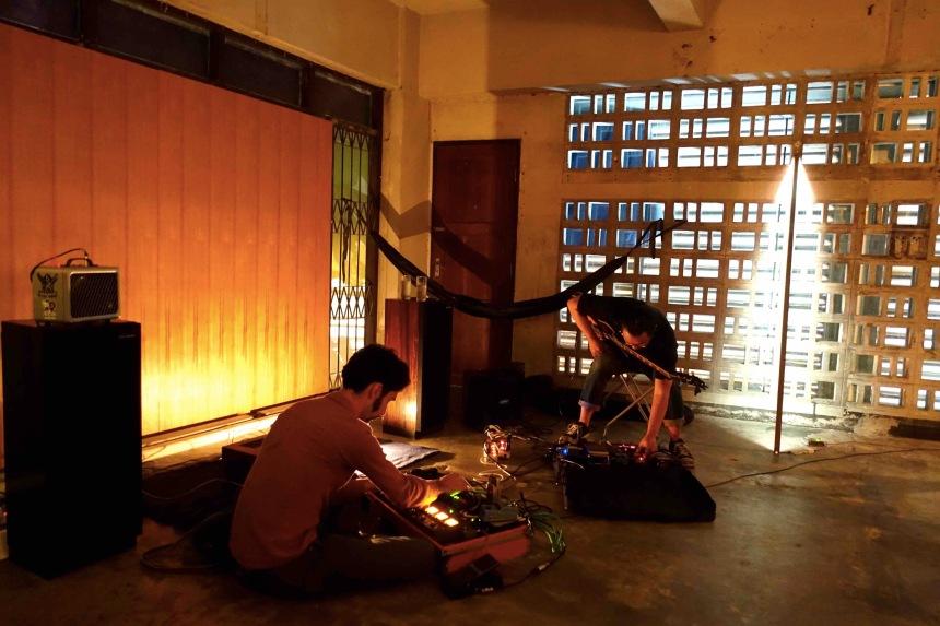 Places - Bangkok - Ku Bar 04