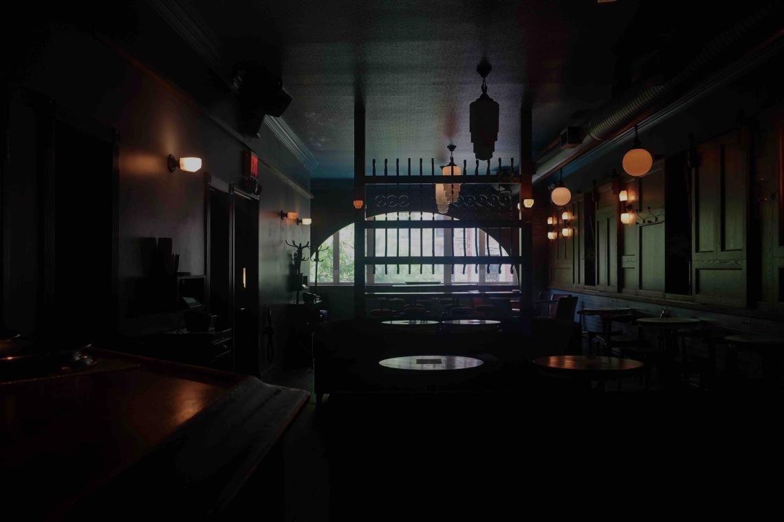 Swift Cafe - Interior
